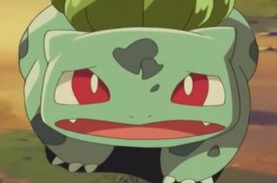 Bulbasaur sad