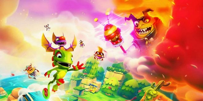 Yooka-Laylee and the Impossible Lair DEAL