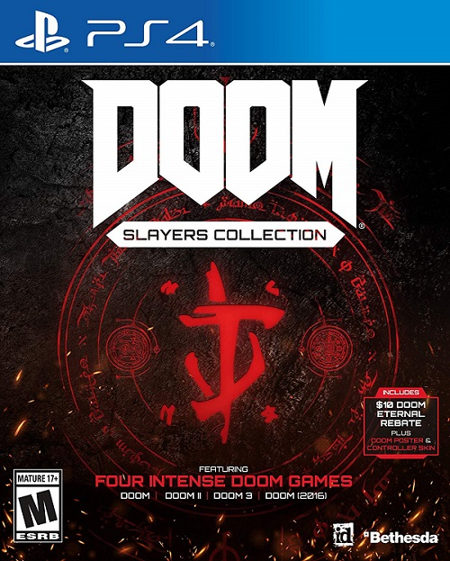 DOOM Slayers Collection cover