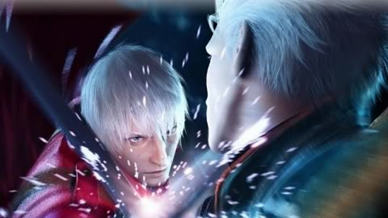 Devil May Cry 3 Special Edition Switch