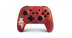 PowerA Nintendo Switch Controller Scorbunny