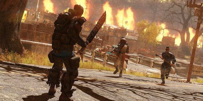 Fallout 76 Wastelanders ESRB