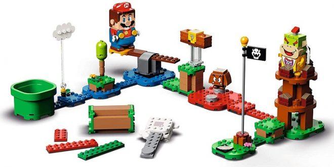 LEGO Super Mario Starter Course