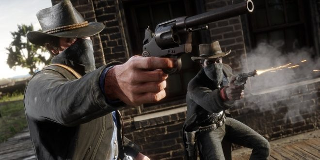 Red Dead Redemption 2 bats