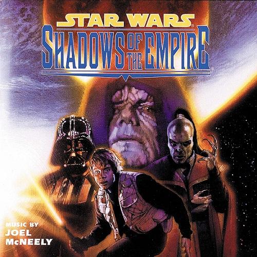 Star Wars Shadows of the Empire vinyl