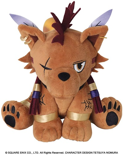 Red XIII plush