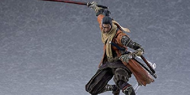 Sekiro action figure