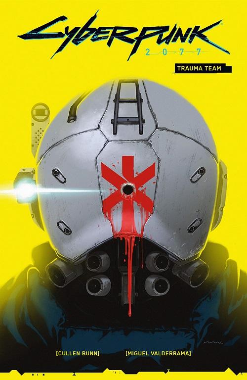 cyberpunk 2077 comic