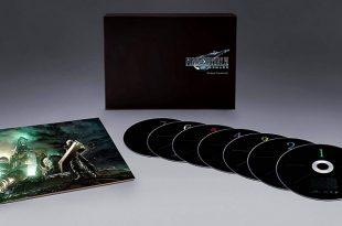 Final Fantasy 7 Remake soundtrack