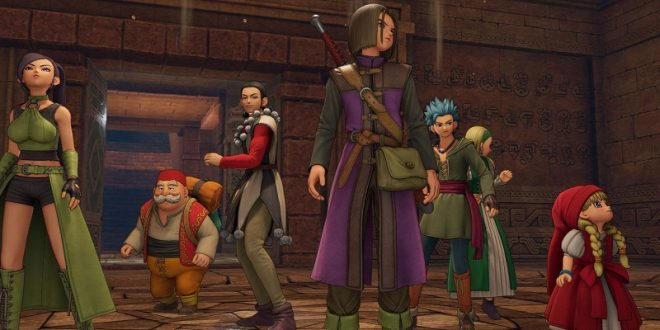 Dragon Quest 11 xbox