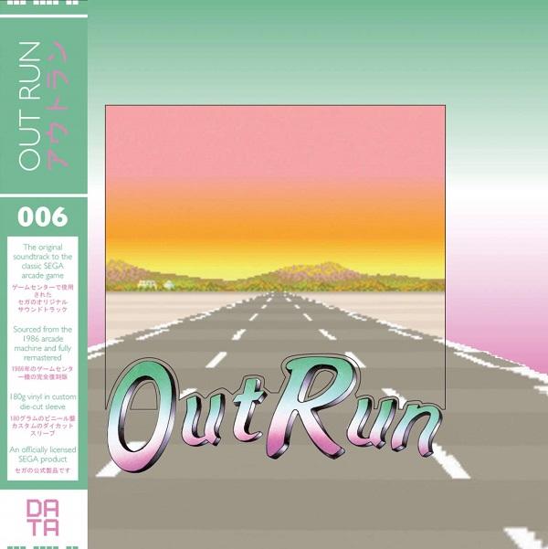 OutRun vinyl cover