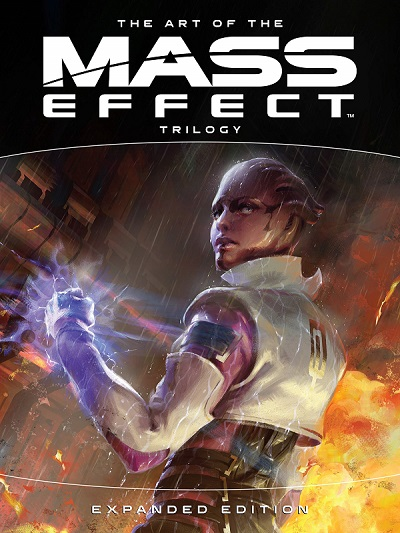 Mass Effect Trilogy Expanded Edition cover